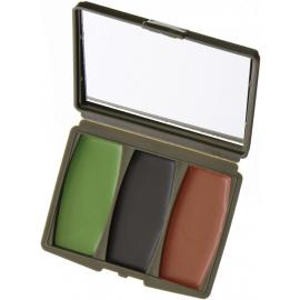 Woodland 3 Color Compact