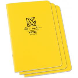 Rite in the Rain 311FX Livello pinzati Notebook 3 Pk