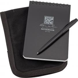 """4"""" x 6"""" Kit Black Book/Cover"""