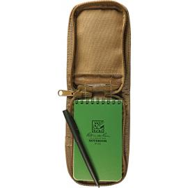 3 x 5 Kit Green Book/Tan Cover