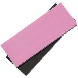 G-10 Handle Slabs Black/Pink
