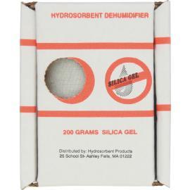 Deumidificatore con gel al silicio Silica Gel 200 Gram Unit