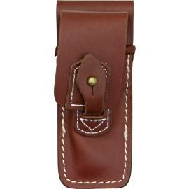Fodero per coltello Carry All Leather Knife Sheath brown
