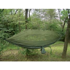 Jungle Hammock w/Mosquito Net