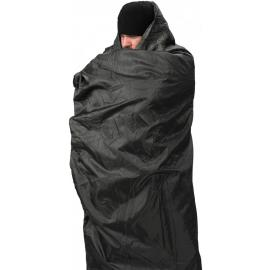 Coperta di sopravvivenza Snugpak Jungle Blanket Black