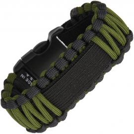 Survco Tactical WATCH BAND OD GREEN Para Cord Watch Band OD Green
