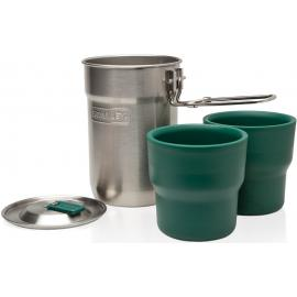 Camp Cook Set 24oz Stainless