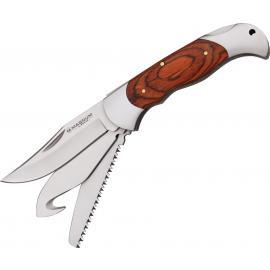 Coltello multiuso Boker Magnum Classic Hunter 3 lame