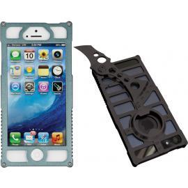 Custodia per iPhone 5/5S TactiCall Alpha 1 Charcoal