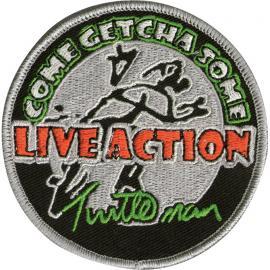 Morale Patch Live Action