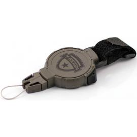 Clip di aggancio rapido T-Reign Large Heavy-Duty Retractable nylon