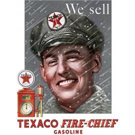 Attuatore della pompa di Texaco