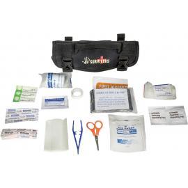 Mini First Aid Roll-up Kit