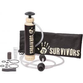 12 Survivors TS76003 Depuratore di acqua pompa a mano