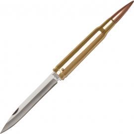 Coltello da collezione United .50 Caliber Bullet Knife