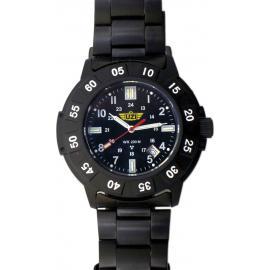 Orologio UZI PROTECTOR Tritium con Cinturino metallico color nero