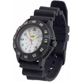 Orologio Uzi quadrante bianco Protector Watch