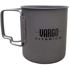 Boccale bollitore Vargo Titanium Travel Mug tazza di sopravvivenza