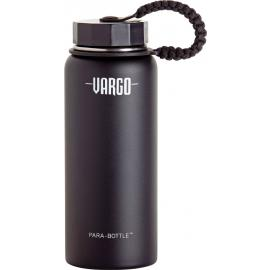 Para-Bottle Stainless Black