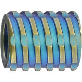 Titanium Bead Blue