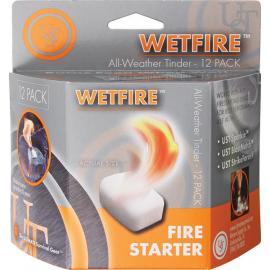 WetFire Fire Starting Tinder