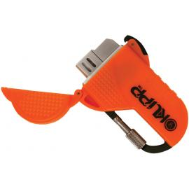 Accendino antivento UST Klipp Lighter Orange