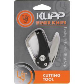 Klipp Biner Knife Black