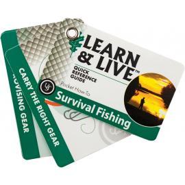 UST 20-02749 Imparare & vivere carte pesca