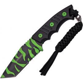 Zombie Camo Fixed Blade
