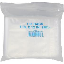Bags 5 inch x 12  inch