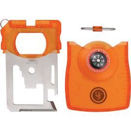 Card Tool con bussola UST Orange