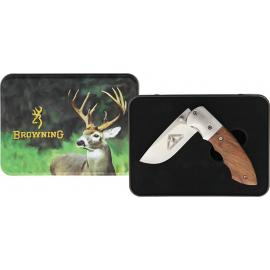 Whitetail Linerlock With Tin