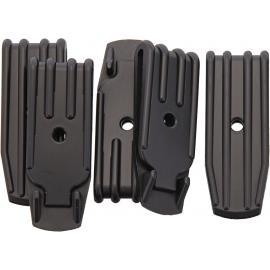 Clip per cintura Armory Plastics LLC Plastic Belt Clip 1 Hole 5 pezzi