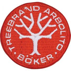 Logo Patch Red
