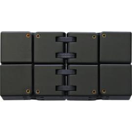 EDC Infinity Cube Black