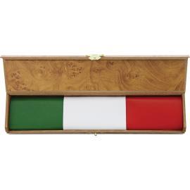Display in legno e confezione regalo