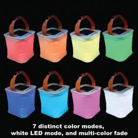 PackLite Spectra Solar Light