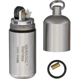Stainless Peanut Lighter
