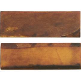 Scaglie di coltello Osso d'ambra