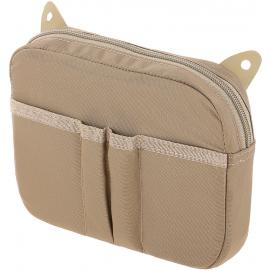 AGR HLP Pouch Hook-Loop Tan