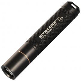 Compact Flashlight Black