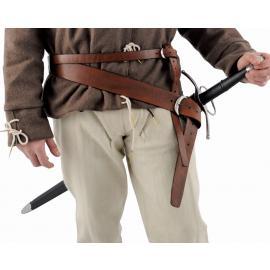 Broad Sword Belt