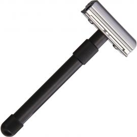 4 Edge Safety Razor Black