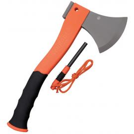 Axe Orange Handle