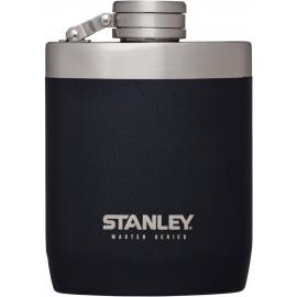 Master Flask 8oz Foundry Black