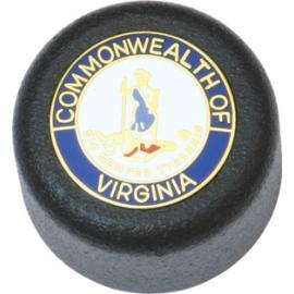 Baton Cap Virginia State Seal