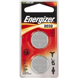 2032 Battery 3V Battery 2-pack
