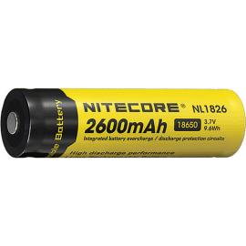 Batteria ricaricabile 18650 2600