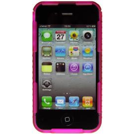 Custodia per iPhone 4 e 4S Nite Ize Connect Case Pink