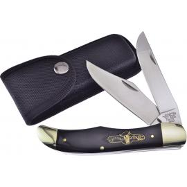 Folding Hunter Buffalo Horn